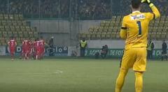 Liga 1: Botosaniul castiga primul meci din 2019 cu o bijuterie de gol