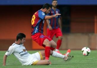 Liga 1: CFR Cluj, infrangere pentru Steaua la Targu Mures