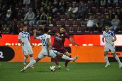 Liga 1: CFR Cluj, umilita acasa de Pandurii