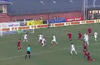 Liga 1: CFR Cluj pierde dramatic, desi a condus pana in minutul 85