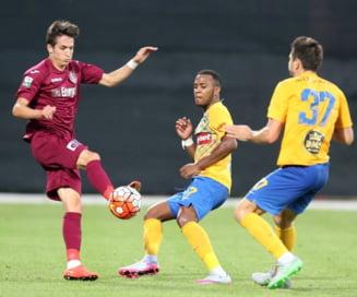 Liga 1: CFR Cluj se impiedica de Petrolul