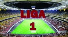 Liga 1: Campionatul se incheie in Banie