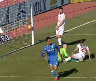 Liga 1: Craiova castiga cu Hermannstadt si se apropie de titlu