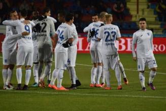 Liga 1: Craiova castiga la Targu Mures si egaleaza liderul Steaua