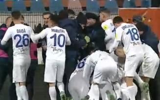 Liga 1: Craiova pierde la Botosani si se departeaza de titlu