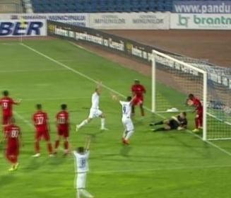 Liga 1: Dinamo, remiza dramatica pe terenul Pandurilor