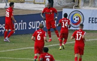 Liga 1: Dinamo castiga la scor pe terenul Chiajnei