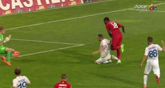 Liga 1: Dinamo face un pas gresit la FC Botosani