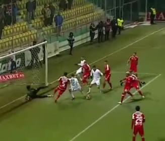Liga 1: Dinamo pierde pe final la Chiajna