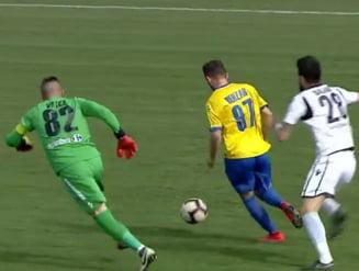 Liga 1: Dunarea Calarasi rateaza victoria in prelungirile meciului cu Voluntari