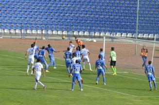 Liga 1: Egal alb si fara ocazii intre Craiova si Pandurii