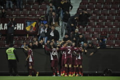 Liga 1: Egal cu multe ocazii intre CFR si CSU