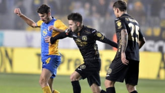 Liga 1: Inca o remiza cu penalti ratat pe final. Targu Mures si Petrolul au facut egal
