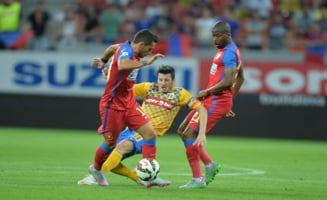 Liga 1: Petrolul si Steaua, egal cu scantei pe stadionul Ilie Oana