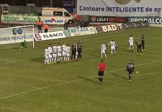 "Liga 1: Poli Iasi castiga ""derbiul Moldovei"" cu Botosani"