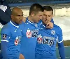 Liga 1: Poli Iasi castiga derbiul Moldovei si complica lupta pentru play-off