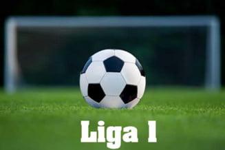 Liga 1: Programul, arbitrii si televizarile de sambata