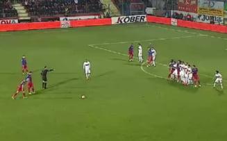 Liga 1: Remiza nebuna intre Dinamo si ASA-ul lui Mutu