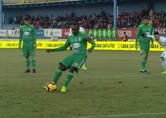 Liga 1: Sepsi castiga la Medias si urca pe loc de play-off