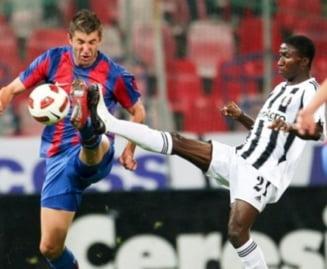 Liga 1: Steaua a capotat la Ploiesti