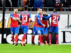 Liga 1: Steaua castiga chinuit cu Poli Timisoara, dar revine pe primul loc