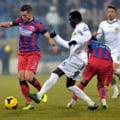 Liga 1: Steaua castiga la limita in fata Concordiei Chiajna