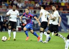 Liga 1: Steaua pierde in ultima secunda derbiul cu Astra Giurgiu