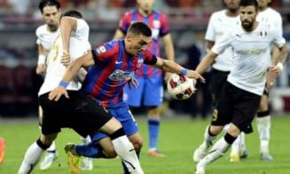 Liga 1: Steaua si Astra, egal alb, dar plin de spectacol