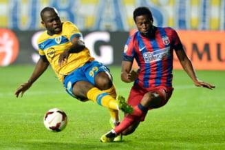 Liga 1: Steaua trece de Petrolul la Ploiesti in thrillerul etapei