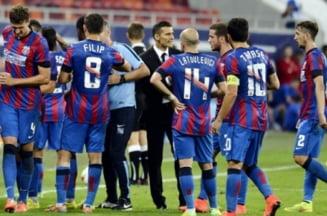Liga 1: Targu Mures invinge Steaua dupa un meci marcat de incidente incredibile