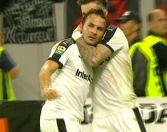 Liga 1: Teixeira decide derbiul Dinamo - Astra