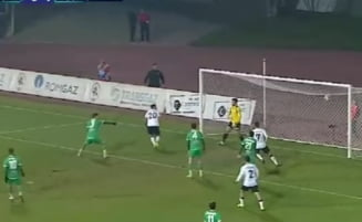 Liga 1: Victorie superba pentru Gaz Metan Medias, care urca pe locul 2 in clasament