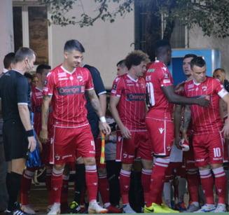 Liga 1 Dinamo pierde acasa acasa cu Botosani si se va lupta pentru evitarea retrogradarii