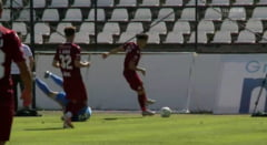 Liga 2: Rapid castiga spectaculos in fata Gloriei Buzau, desi a fost condusa de doua ori