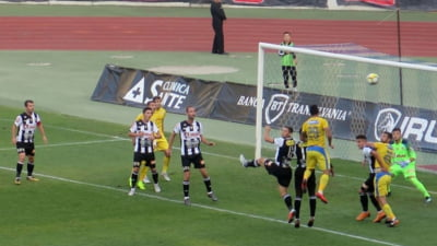 Liga 2: Rezultatele meciurilor de duminica. UTA bate Timisoara in derbiul Vestului, Mioveni e noua lidera din clasament
