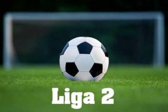 Liga 2: Rezultatele meciurilor de sambata, in prima etapa din 2016