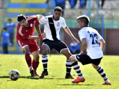 Liga 2: UTA pierde din nou puncte importante, lidera Juventus s-a chinuit pe teren propriu