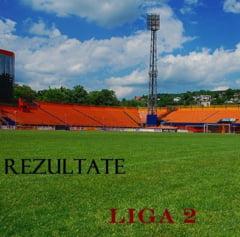 Liga 2: Rezultatele etapei a 17-a si clasamentele - ce au facut U Cluj, UTA, FC Brasov, Otelul si Farul