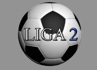 Liga 2: Rezultatele inregistrate sambata