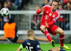 Liga Campionilor: Bayern Munchen o elimina pe Manchester United si merge in semifinale