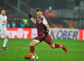 Liga Campionilor: CFR Cluj, invinsa de Malmo