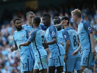 Liga Campionilor: Manchester City, victorie superba in fata Barcelonei