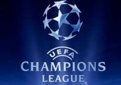 Liga Campionilor: Programul meciurilor din aceasta saptamana si televizarile