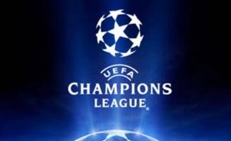 Liga Campionilor: Programul meciurilor din sferturile de finala
