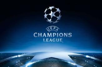 Liga Campionilor: Rezultatele inregistrate in meciurile de marti
