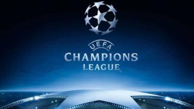 Liga Campionilor: Rezultatele inregistrate in meciurile de miercuri