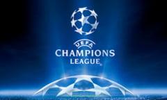 Liga Campionilor: Rezultatele inregistrate in meciurile din play-off