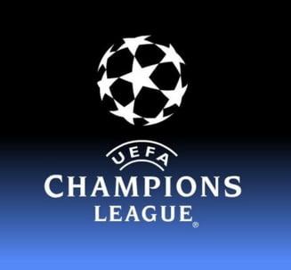 Liga Campionilor: Rezultatele inregistrate marti si clasamentele actualizate - Mare surpriza in grupa Stelei