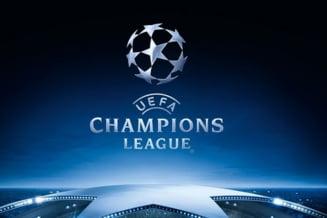 Liga Campionilor: Rezultatele inregistrate marti si clasamentele actualizate - intr-un meci s-au dat 12 goluri