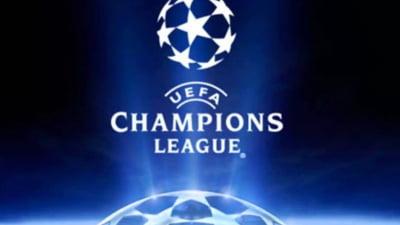 Liga Campionilor: Rezultatele inregistrate marti si clasamentele actualizate